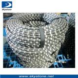 다이아몬드 철사는 화강암과 대리석 채석장을%s 기계를 보았다