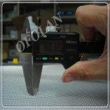Ткань провода точности 1500 микронов фильтруя Titanium