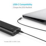 Anker Powercore+ 20100mAh USB-C el cargador portable Anker Powerbank de la Ultra-Alto-Capacidad superior