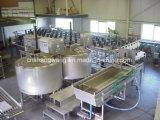 ミルクの加工ラインチーズ生産ライン
