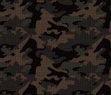 De afdrukkende Stof van de Polyester van de Camouflage voor Militair Kledingstuk doet Schoenen in zakken