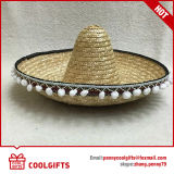 Шлем сторновки Sombrebo большого навеса способа мексиканский