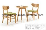 Antike Art-klassischer Entwurfs-Kuh-Hupen-Esszimmer-Stuhl
