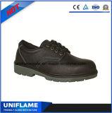 Ufa008ゴム製安全靴の製造業者の卸売の産業安全の靴