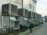 Воздушный охладитель большого тела размера пластичный безшумный промышленный испарительный для Лахор
