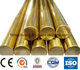 H59 H62 runder flacher Messingstab für Indusitrial Gebrauch