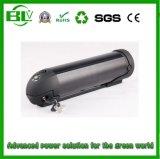 Bateria elétrica da E-Bicicleta da bateria 24V13ah da bicicleta do lítio da chaleira com o saco do carregador e do triângulo para a pilha de Panasonic