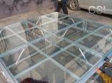 Алюминиевая ферменная конструкция этапа венчания этапа стекла волокна для сбывания