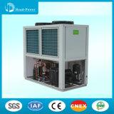 refrigerador de agua refrescado aire del compresor del desfile de 85kw R407c
