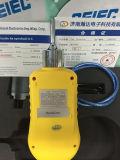 Gás de bombeamento portátil Analizer do detetor de gás do monitor do gás para ao ar livre