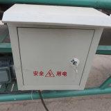 Transporte de correia de borracha móvel durável da alta qualidade