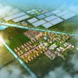 Jinyeyuan die Architecturaal Teruggevend Project plannen