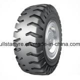 Pneu de chargeur, pneu d'Earthermover, pneu de pelle rétro, grandeurs naturelles pour outre du pneu de route, configuration 1800-25, 2100-25 du pneu E4 de Fullstar de qualité,