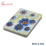 長方形の販売のための美しい花の構成ミラー