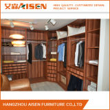 Самомоднейшей шкаф спальни подгонянный мебелью
