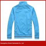 Revestimento o mais atrasado novo do casaco azul do projeto 2017 para a venda por atacado (J143)