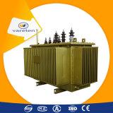 Transformator in drie stadia van de Hoogspanning Powertransformer van de Reeks S9/S11 de In olie ondergedompelde
