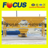 Agregado Batcher do baixo custo, máquina de tratamento por lotes PLD800 da areia do cimento para a planta concreta do grupo