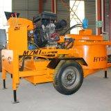 M7miのディーゼル機関の煉瓦作成機械粘土のブロック機械