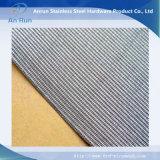 Treillis métallique tricoté d'acier inoxydable pour la filtration liquide