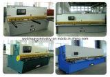 De hydraulische Scherende Machine van de Straal van de Schommeling/de Scherende Machine van het Metaal van het Blad/de Machine van de Verwerking