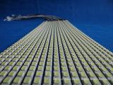 Barra rígida de alumínio da tira do diodo emissor de luz de DC12V 60LEDs 5050