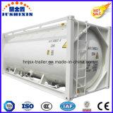 химикат жидкости контейнера 40FT/20FT масляного бака ISO 40FT/20FT/контейнер топливного бака