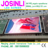 Video schermo esterno del LED per la costruzione della parete