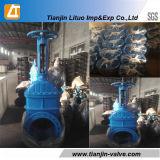 Tianjin-Gummi Nicht-Steigender Stamm-Schleuse-Sitzabsperrschieber