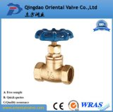 Pétrole et gaz en laiton nickelés de fournisseur du robinet à tournant sphérique de soupape à vanne de qualité Ov-2017China
