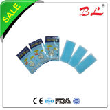 발열 승인되는 세륨 ISO와 FDA를 가진 냉각 젤 패치