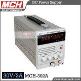60W 30V 2A Variable Gleichstrom Power Supply, Variable Single Channel Linear Digital Gleichstrom Power Supply (MCH-302A)