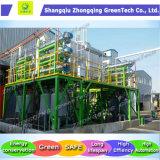 Fábrica de resíduos de pirólise de borracha com ce e ISO