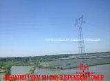Torretta della sospensione di Megatro 110kv 1b1 Zm1