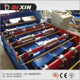 Telhado do indicador novo que dá forma à máquina trapezoidalmente do painel do telhado da máquina