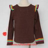 Rubber populaire Print T-Shirt pour Girl