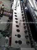 PMMA \ Haustier \ PC \ ABS Briefpapier-Blatt, das Maschinen-Blatt-Strangpresßling-Zeile bildet