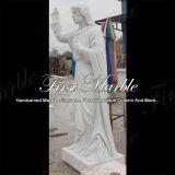 Marmeren Standbeeld Mej.-1014 van Metrix Carrara van het Beeldhouwwerk van het Graniet van het Standbeeld van de Steen van het Standbeeld Standbeeld hand-Gesneden