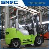 Chariot élévateur diesel à roues rugueuses 2 roues 1.8W