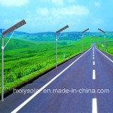 8W LEDの競争価格の太陽街灯