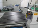 Pierre soudée de Steucture fonctionnant la machine en bois de couteau de commande numérique par ordinateur de graveur de commande numérique par ordinateur
