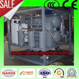 Planta de recicl do tratamento da máquina/petróleo da purificação de petróleo do transformador