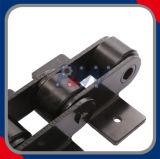 Corrente transportadora dobro do passo com acessórios (C2040, C2042)