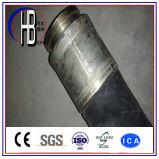 Tubo flessibile di gomma ASTM53 ASTM A53 del tubo d'acciaio di nero di carbonio