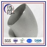 Imprensa inoxidável da tubulação de aço que cabe o cotovelo igual