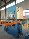 Tonne en caoutchouc de la machine Xlb-1600*1600/1500 de compactage