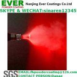 Couche anti-calorique de poudre de pulvérisateur électrostatique