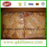 Viande surgelée de blanc de poulet de Halal avec la peau en fonction