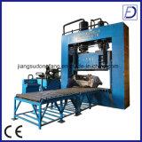 Máquina de estaca hidráulica da guilhotina do metal Q15-250 com CE