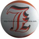 Alta calidad tricolor del baloncesto de la talla 7